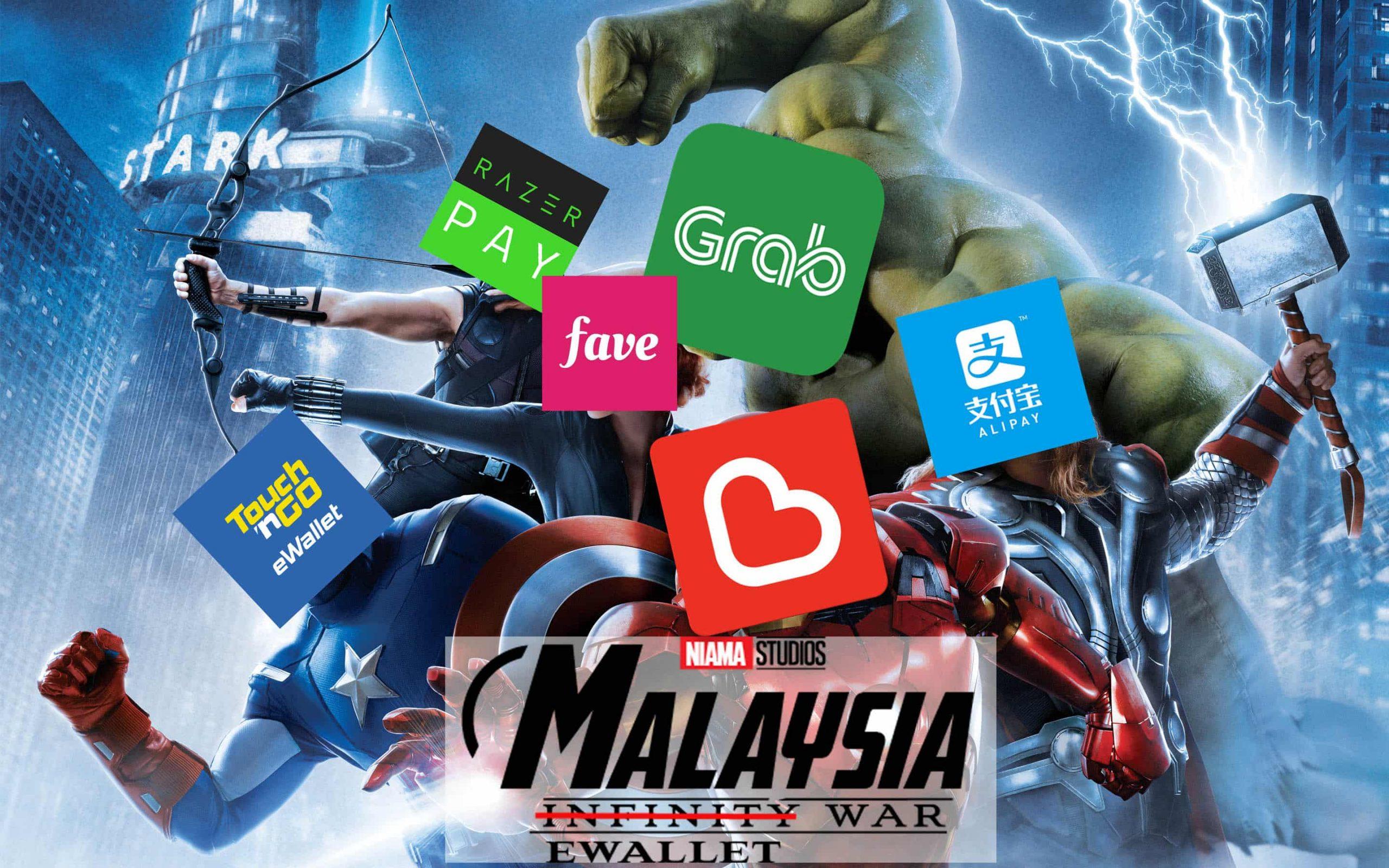 Malaysia eWallet War!